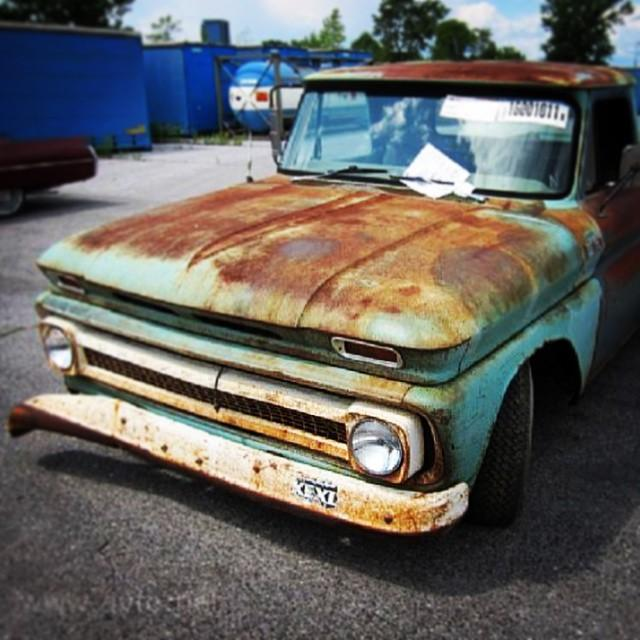#ratrod #chevy #pickup c10 #project #car - what to do?…