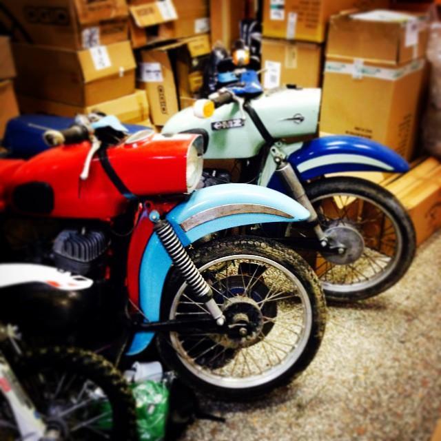 ufff #classic #eastgerman #project #mz #motorcycles #77 #77c #7sevencustoms