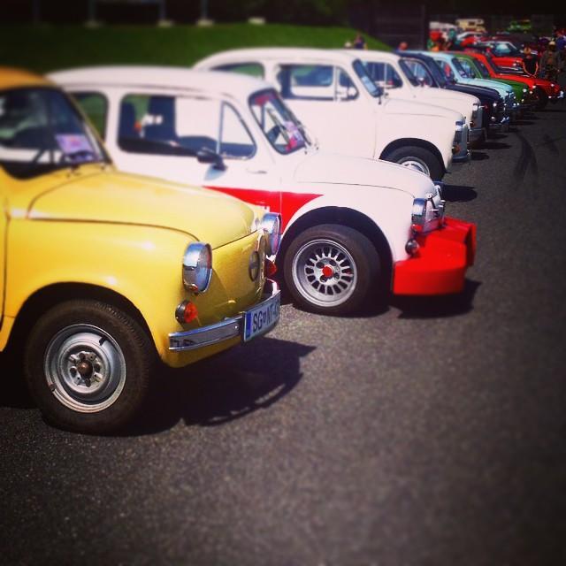 What bumper to choose? #zastava #650 #750 #fico #abarth #svamz #vintage #oldschool #77 #77c #7sevencustoms