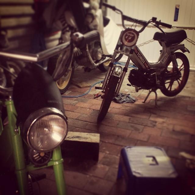 #tomos #moped #racing #77 #77c #7sevencustoms vn lukovica #endurance #race