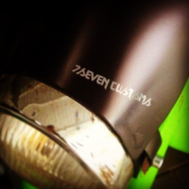 #77 #77c #7sevencustoms #custom #tomos #moped