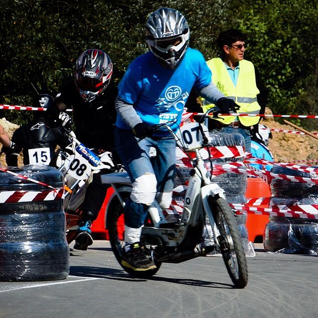 VN Lukovica #moped #endurance #race #tomos #ciao #piaggio #77 #77c #7sevencustoms #craZydays #dnevigrmenja
