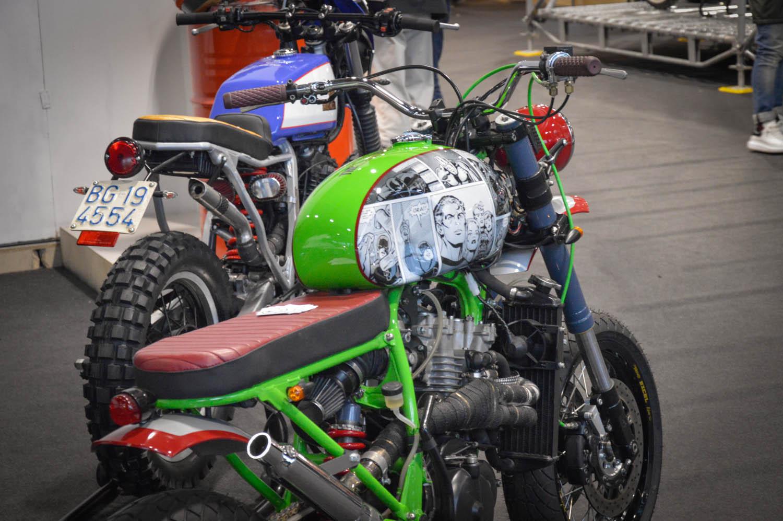 7seven customs | Custom, Bmw, Honda