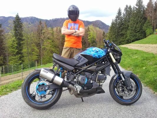 Ducati Monster Carbonara 533x400 man & machine no.24