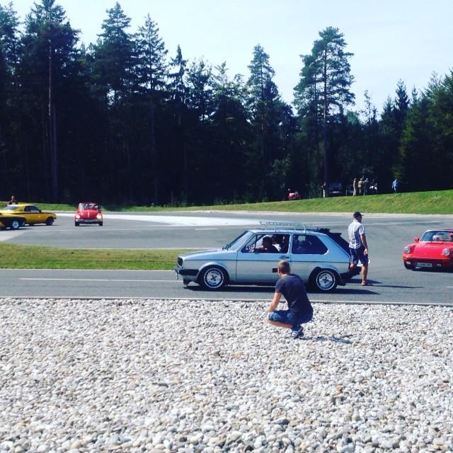 #Dragrace #vw #golf #mk1 #volkswagen #racing #77 #77c #7sevencustoms #svamz